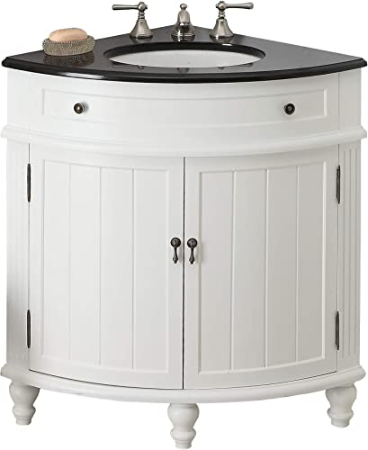 24 Thomasville Corner Sink Bathroom Vanity Model GD-47533GT