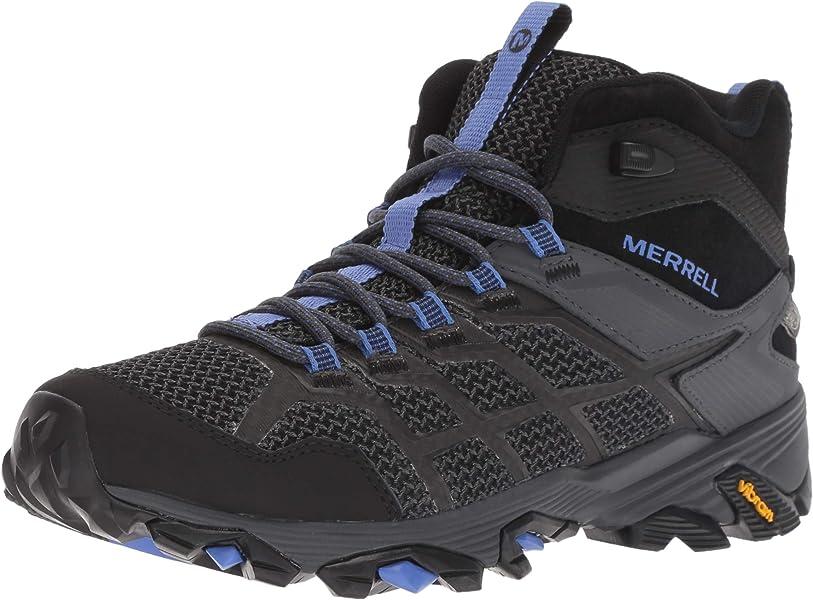 5487caf09505 Merrell Women s Moab FST 2 MID Waterproof Hiking Shoe