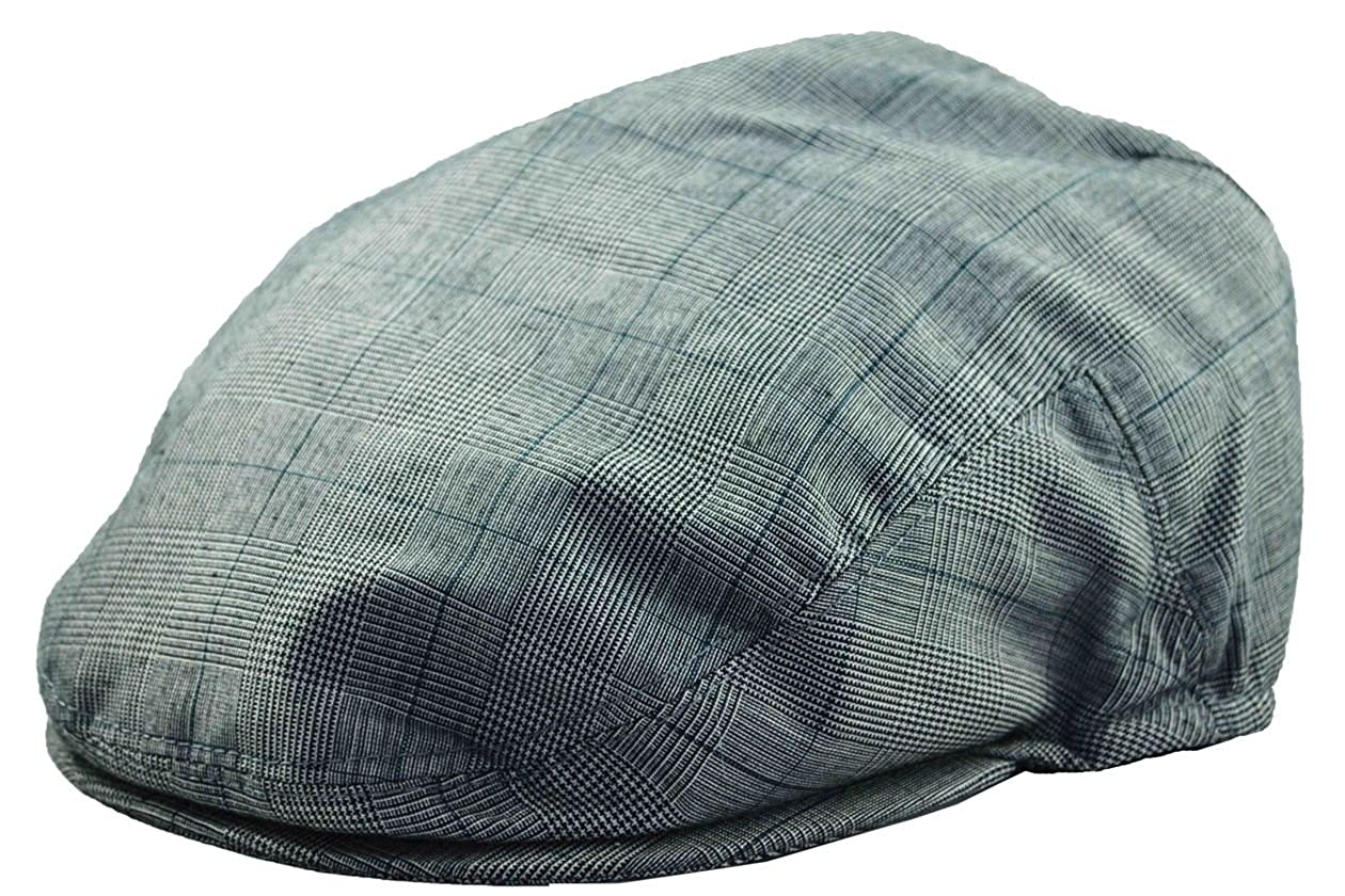 Large NH Mens Ivy Cabbie Golfing Cap
