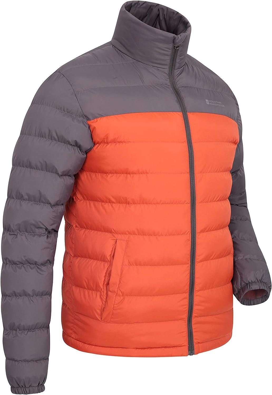 Mountain Warehouse Vista Mens Padded Jacket Insulated Winter Coat
