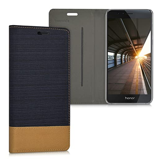 2 opinioni per kwmobile Cover Flip per Huawei Honor 8 / Honor 8 Premium- Custodia a libro