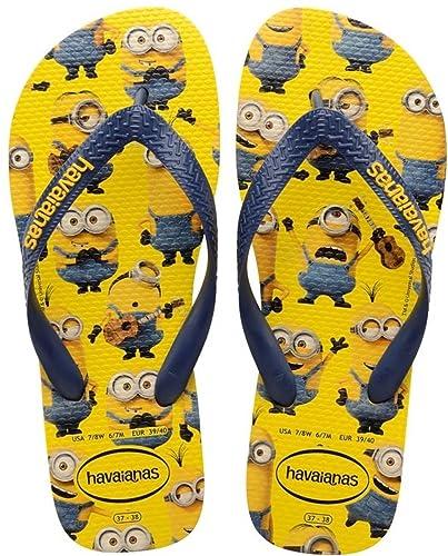 a2abd6d62ae3 Havaianas Printed Flip Flops Men Women Minions  Amazon.co.uk  Shoes   Bags