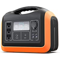 $458 » 1100W Portable Power Station 310,000mAh Solar Generator, 3x110V/AC Outlet Pure Sine Wave Generators for Home Outdoor…