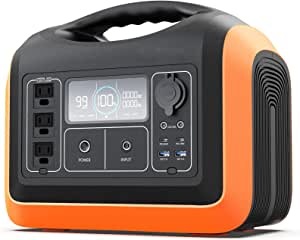 1100W Portable Power Station 310,000mAh Solar Generator, 3x110V/AC Outlet Pure Sine Wave Generators for Home Outdoor Advanture RV/Van Camping Emergency