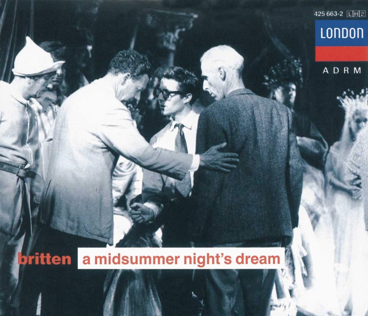 Quality inspection Britten: wholesale A Midsummer Night's Dream
