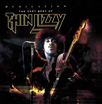 amazon dedication the very best of thin lizzy ポップス 音楽