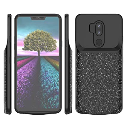 Amazon.com: iPromama Battery Case for LG G7, Ultra Slim ...