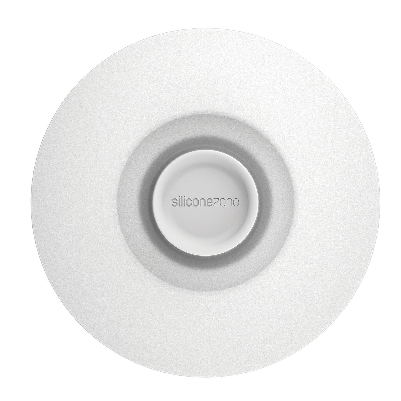 Siliconezone SZ11KS-11603AD Tea Lid, Standard, White