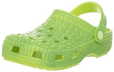 e26a8644b Crocs Crocskin Classic Clog (Toddler Little Kid Big Kid)
