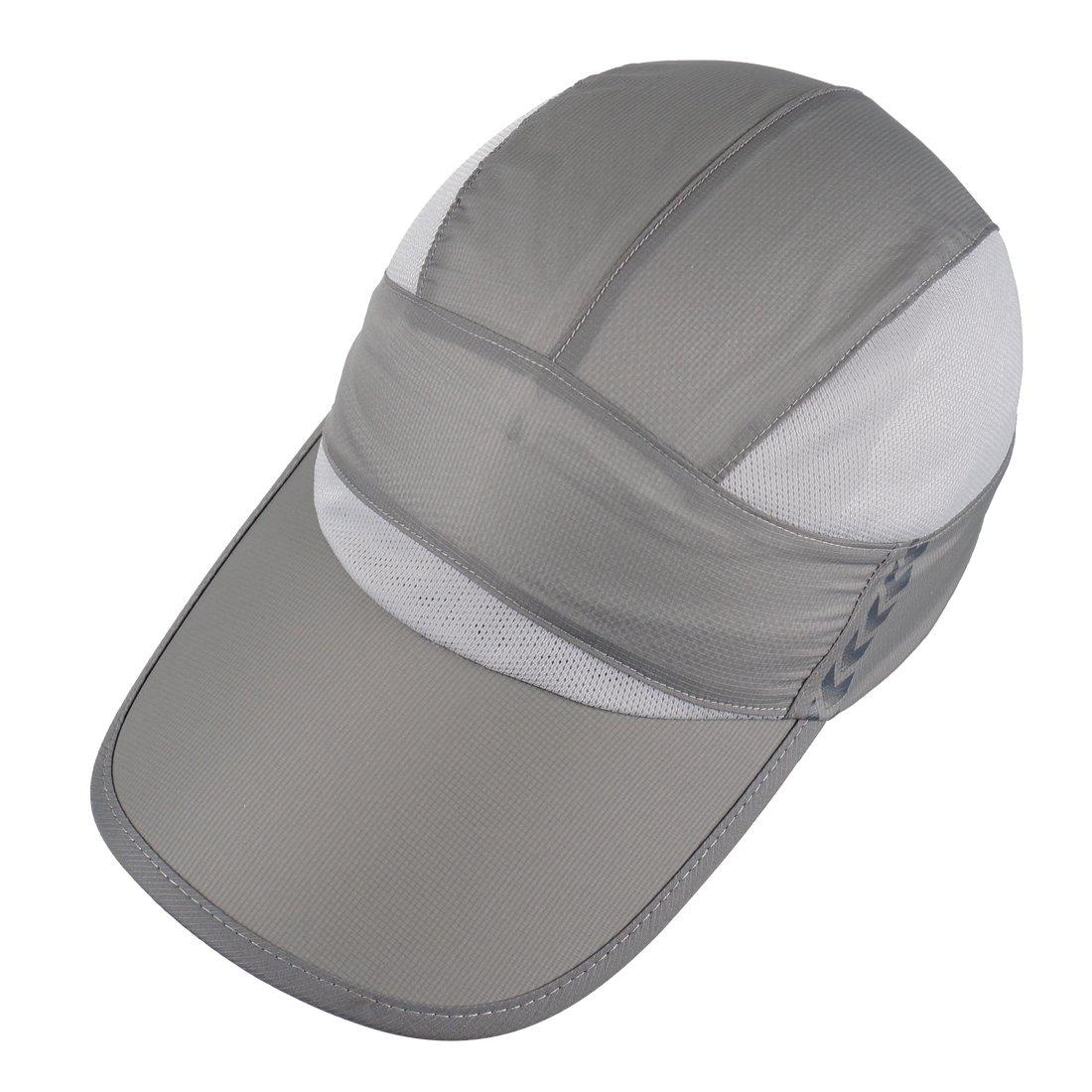 923c27eb5e9 GADIEMENSS Quick Dry Sports Hat Lightweight Breathable Soft Outdoor Running  Cap  (Classic series