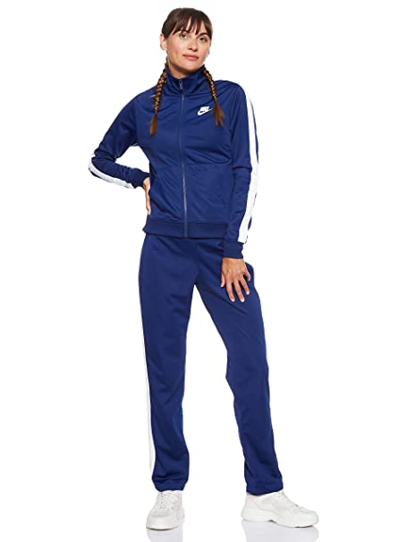 Nike W NSW TRK PK Oh Tracksuit, Mujer: Amazon.es: Ropa y accesorios