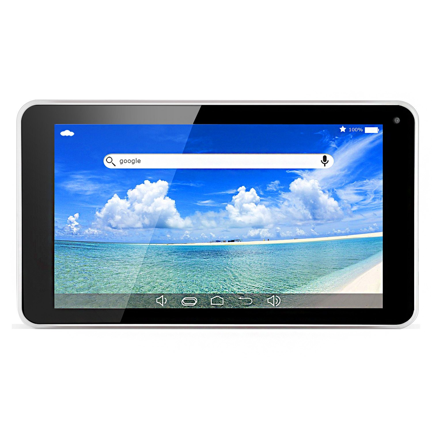 Android Allwinner 1024x600 Bluetooth M751S BS Image 1