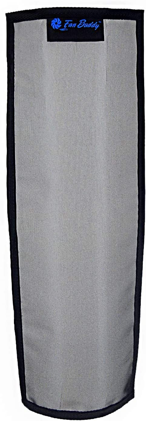 Pollentec Tower Fan Air Filter – Effective Filtering Screen for Pollen, Dust, Mold Spores and Pet Dander – Reusable Washable Design – Compatible with Honeywell HYF 260B 290B models Made in the U.S.A.