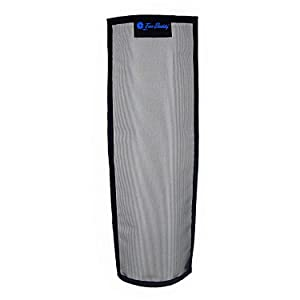 PollenTec Tower Fan Air Filter – Effective Filtering Screen for Pollen, Dust, Mold Spores and Pet Dander – Reusable Washable Design – Compatible with Lasko Wind Curve Models - Made in The USA