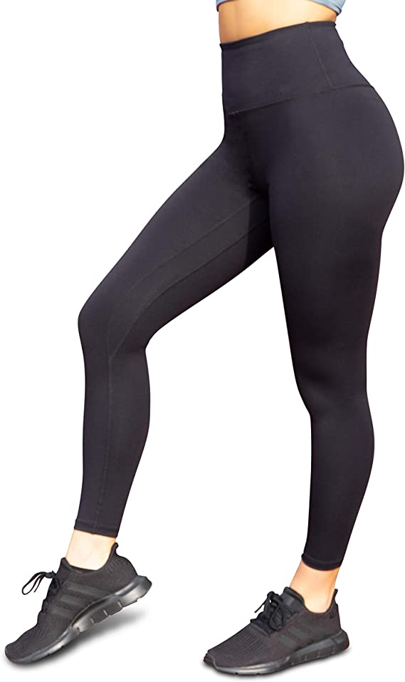 Luna Yoga Pants for Women,High Waist, Tummy Control, Workout Pants, 4 Way Stretch Leggings