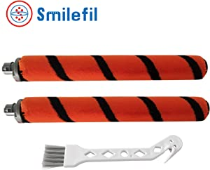 Smilefil Replacement Brush Roll Compatible with Shark AZ1000W,AZ1002,AX950, AX951, AX952 DuoClean Vacuum Cleaner, 2pack