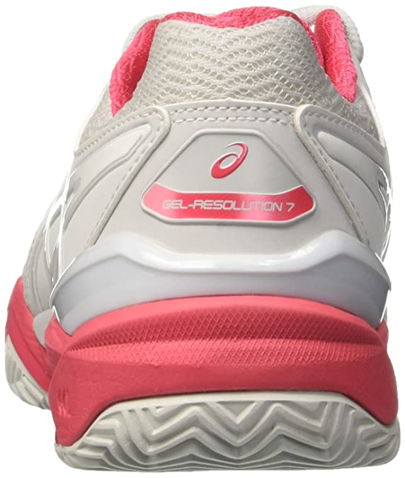 Resolution 7 Femme de Gel ASICS Clay Tennis Chaussures E1fx5fqwR