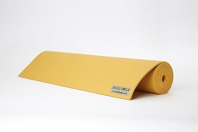 Jade Harmony Professional Yoga Mat - Saffron 71 (180 cm ...