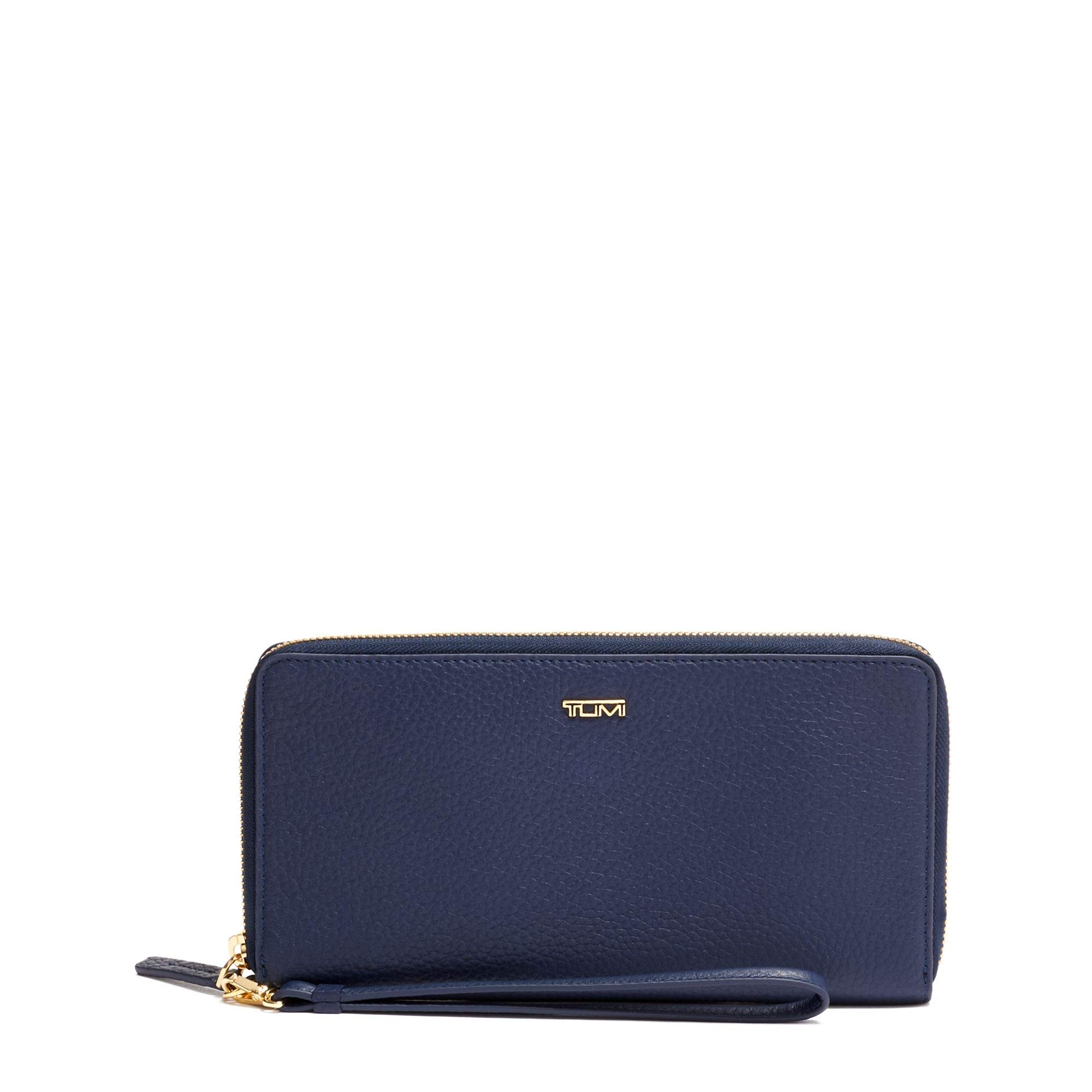 TUMI - Belden Travel Wallet - Ultramarine