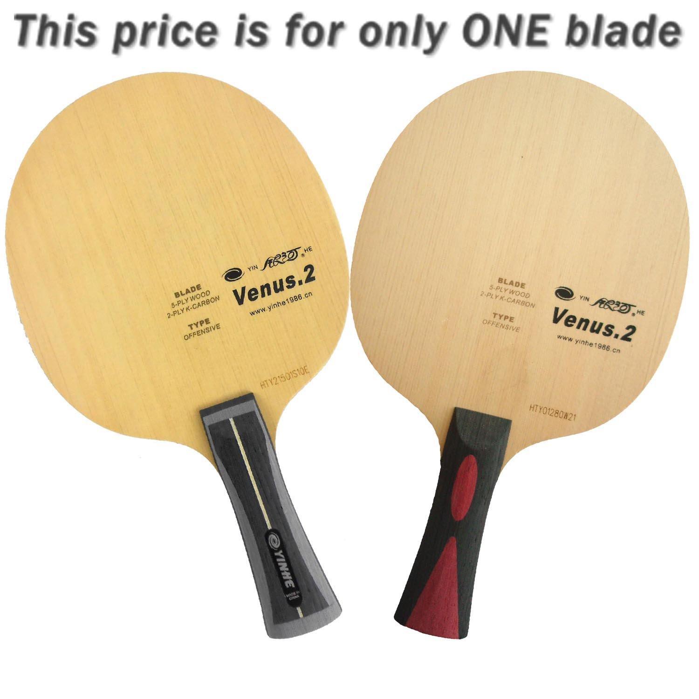 Galaxy Venus 2 AttackプラスループオフFL Table Tennisブレード   B00PTY4KO4