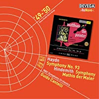 Haydn: Symphony No. 93 - Hindemith: Symphony 'Mathis der Maler'