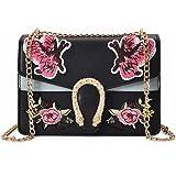 2017 handbags women bags crossbody bags shoulder bags Embroidered flowers women messenger bags