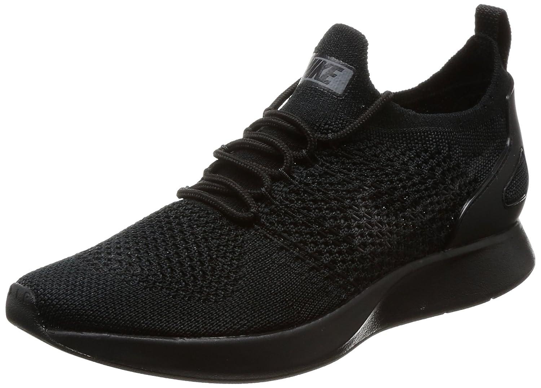 Nike Air Zoom Mariah Flyknit Racer, Zapatillas para Mujer 40.5 EU|Negro (Black / Dark Grey / White)