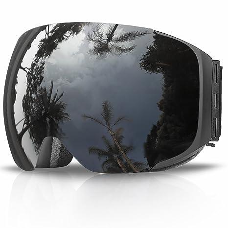 91ddfa73cf8 Amazon.com   Ski Goggles