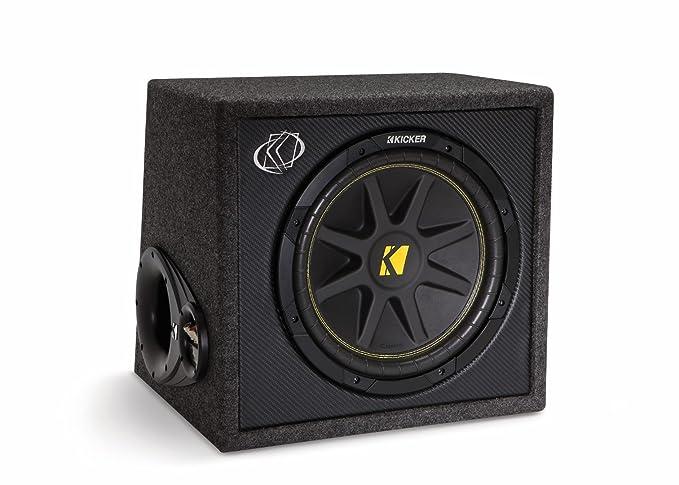Kicker CXA 300.4 4 canales Amplificador, Kicker 40 css654 6,5