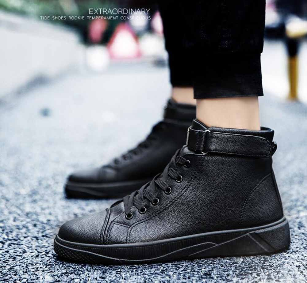 824a7823a6c83e GLSHI Hommes Formateurs Chaussures De Sport Mode Printemps Nouveaux  Chaussures Skate Décontractées Chaussures Course Haut Chaussures ...