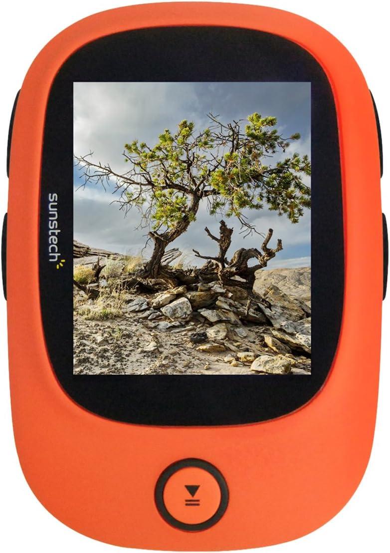 Sunstech Sporty II - Reproductor MP4 de 8 GB (pantalla de 1.8
