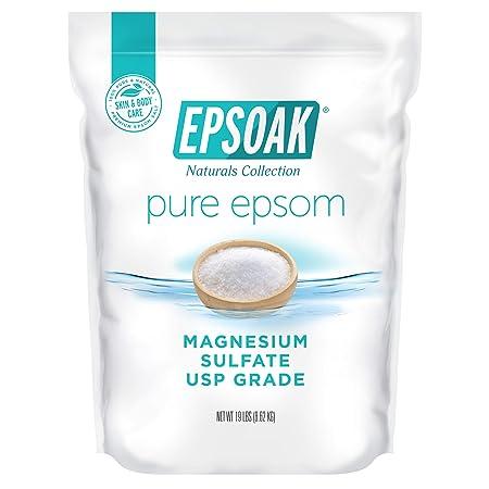 Epsoak Epsom Salt 19 lb. Bag