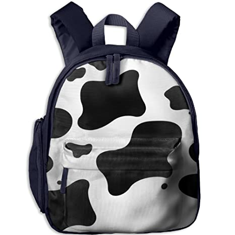 Amazon Com Dairy Cow Small Backpack Cool Toddler Backpacks Kids