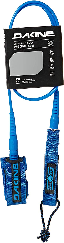 6 Blue Dakine John John Florence Comp Surfboard Leash