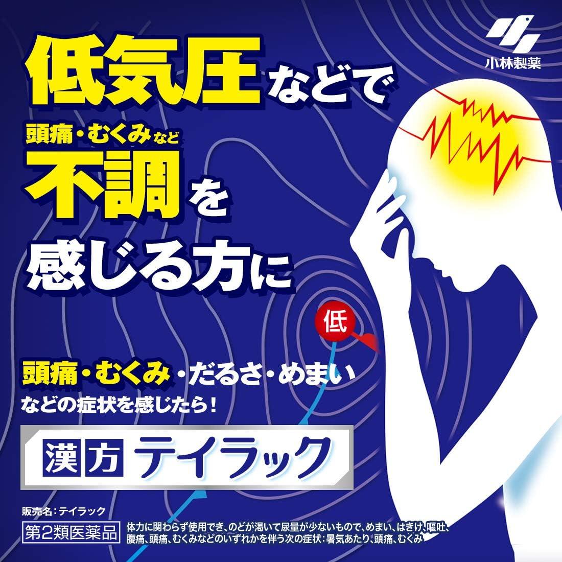 頭痛 低 薬 気圧