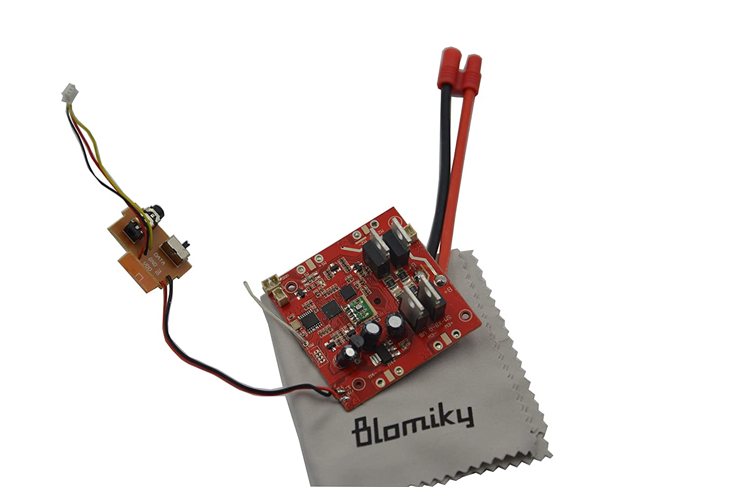 Blomiky Receiver Pcb Board For Syma X8hc X8hw X8hg Rc Quadcopter X8h Remote Control Drone Circuit Radio Receivers Amazon Canada