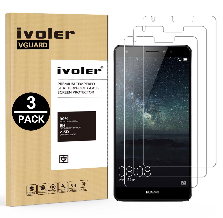 Unidades Huawei Mate S Protector de Pantalla iVoler Protector de Pantalla de
