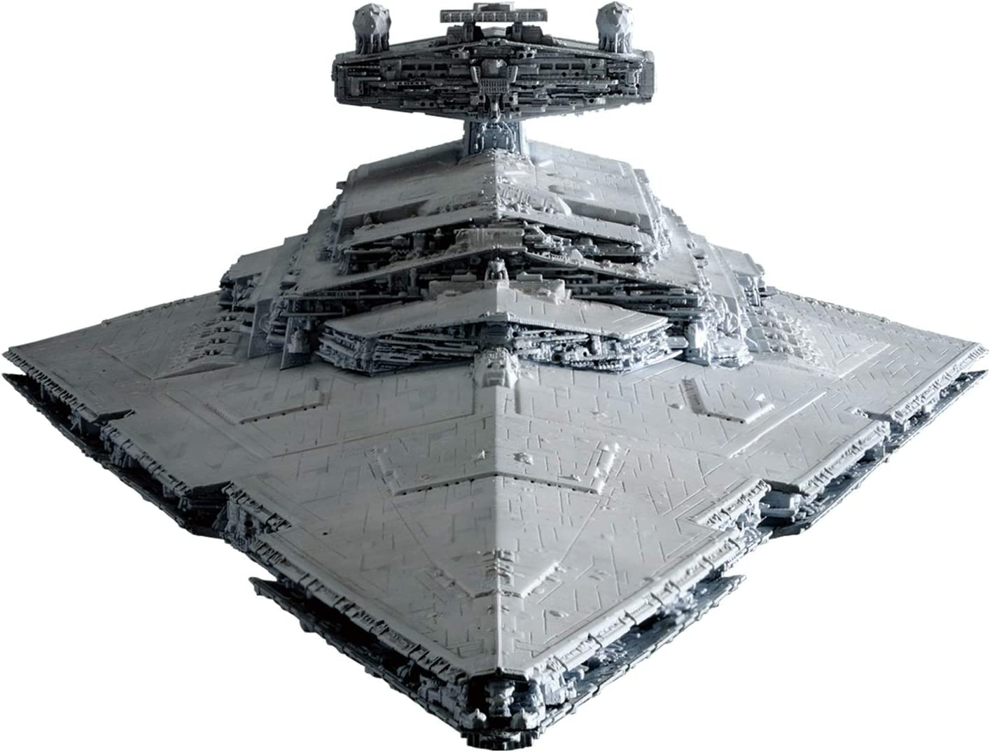 BANDAI Star Wars Star Destroyer 1/5000 Scale Plastic Model Maqueta