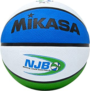 Mikasa National Junior Basketball Officielle Balle de Jeu en Caoutchouc Coque