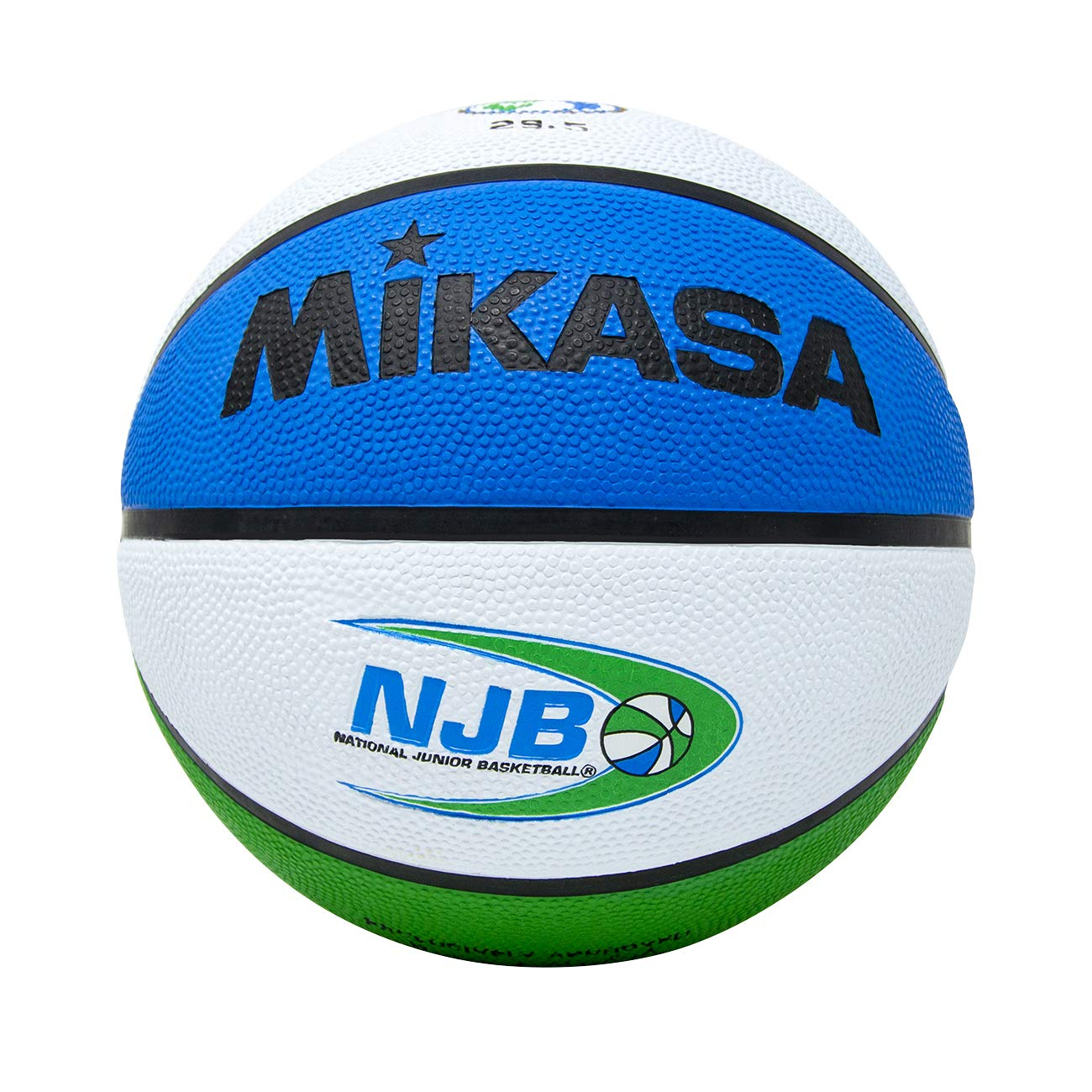 Mikasa Nacional de Baloncesto Juego Oficial Infantil con Cubierta ...