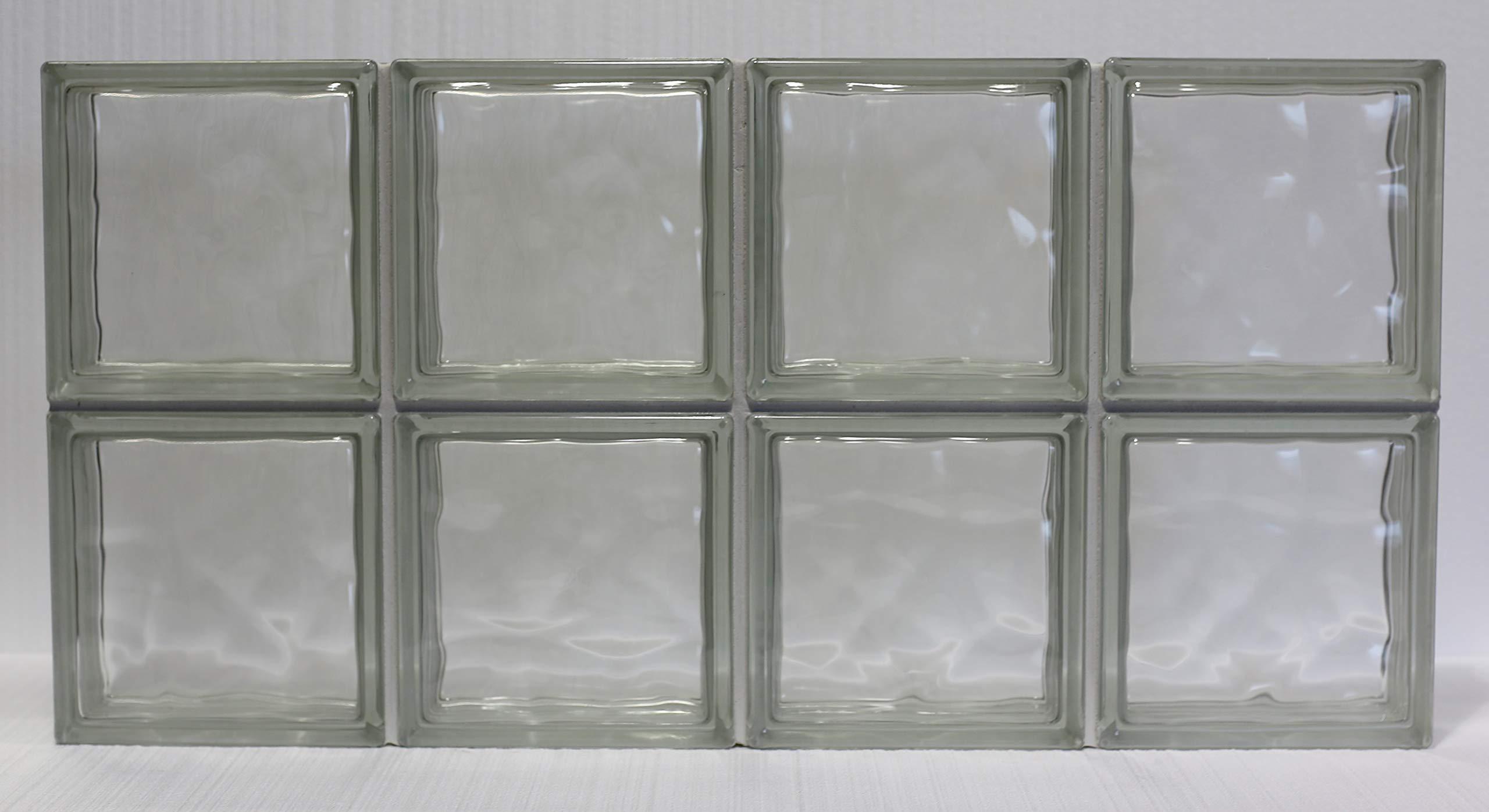 32''X16'' Nubio Glass Block Window-Slicone by Generic