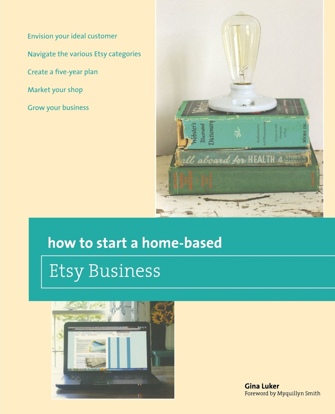 How to Start a Home-based Etsy Business (Home-Based Business Series)