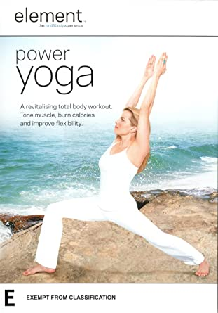 Amazon.com: Element Power Yoga DVD: Movies & TV