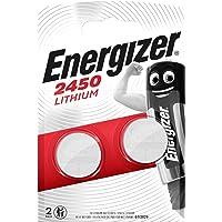 Energizer CR2450 Baterie Litowe, 2 Sztuki