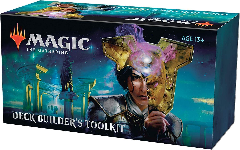 Magic The Gathering Theros Beyond Death Deck Builder Kit de Herramientas (Incluye 4 Paquetes de Refuerzo Surtidos) (Wizards of The Coast C64350000)