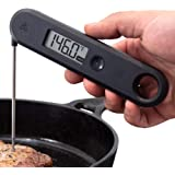 Greater Goods Wireless, Digital Food Thermometer Perfect for Meat, Fish, and Bread, Providing Accurate Readings and Designed