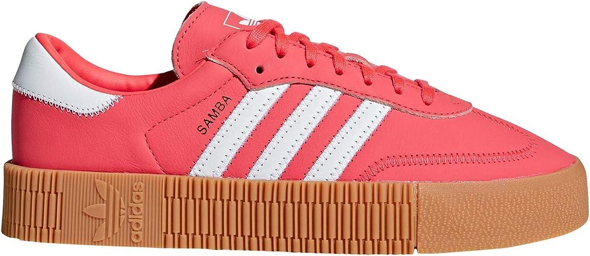 Adidas Sambarose W Shock Red White Gum 38.5: