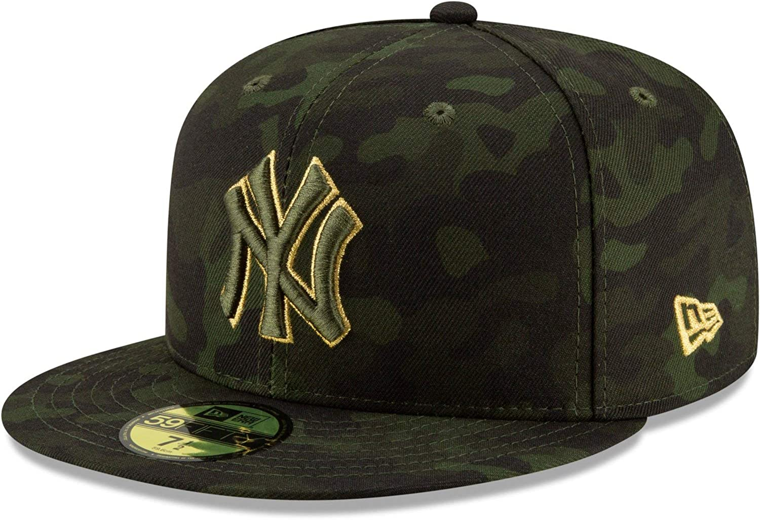 New Era 59Fifty Armed Forces Cap MLB New York Yankees