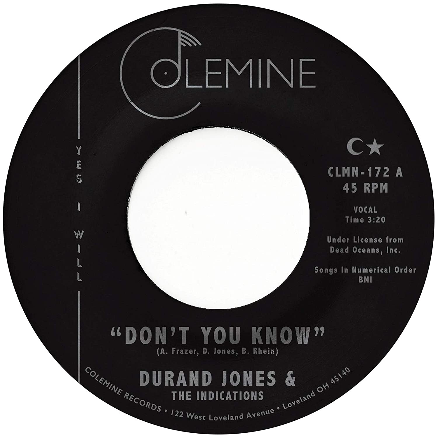 DURAND & THE INDICATIONS JONES - Don't You Know - Amazon com