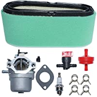 AUMEL 799728 Carburateur Luchtfilter Kit Fit Briggs Stratton 498027 498231 496894 493909 499161 494502 494392 495706…